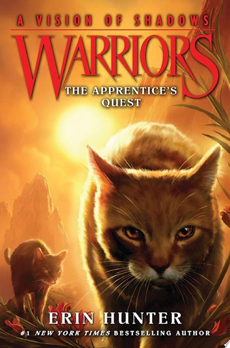 Warriors: A Vision of Shadows #1: The Apprentice's Quest image