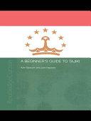 A Beginners' Guide to Tajiki Pdf/ePub eBook