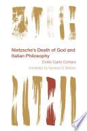 Nietzsche s Death of God and Italian Philosophy