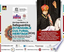 Safeguarding Intangible Cultural Heritage ICH