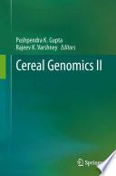 Cereal Genomics II Book