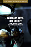 Language  Texts  and Society