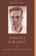 Apprentice in Budapest