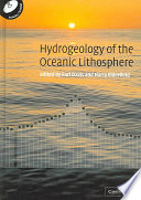 Hydrogeology Of The Oceanic Lithosphere With Cd Rom Book PDF