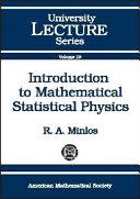 Introduction to Mathematical Statistical Physics Pdf/ePub eBook