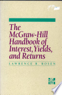 The McGraw Hill Handbook of Interest  Yields  and Returns