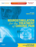 Neurostimulation for the Treatment of Chronic Pain E-Book