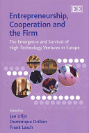 Entrepreneurship  Cooperation and the Firm