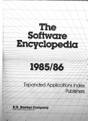 The Software Encyclopedia Book