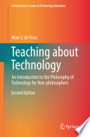 Teaching about Technology Book