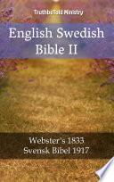 English Swedish Bible II
