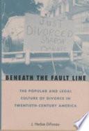 Beneath The Fault Line
