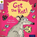 Oxford Reading Tree Traditional Tales: Stage 1+: Get the Rat!
