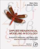 Applied Hierarchical Modeling in Ecology - Analysis of Distribution, Abundance and Species Richness in R and Bugs