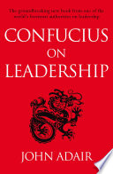Confucius on Leadership Book