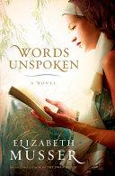 Words Unspoken Book