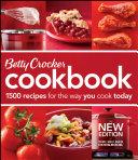 Betty Crocker Cookbook  Enhanced Edition Book PDF