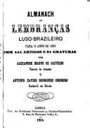 Almanach de lembrancʹas Luso-Brazileiro