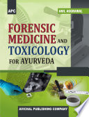 APC Forensic Medicine and Toxicology for Ayurveda Book