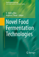 Novel Food Fermentation Technologies