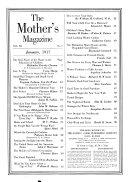 Pdf The Mother's Magazine