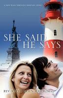 She Said  He Says