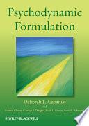 Psychodynamic Formulation Book