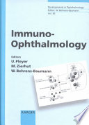 Immuno ophthalmology