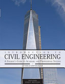 Pdf Introduction to Civil Engineering: A Student's Guide to Academic and Professional Success (Revised First Edition)