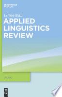 Applied Linguistics Review