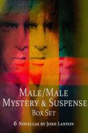 M/M Mystery and Suspense Box Set Pdf/ePub eBook