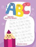ABC Writing Practice Books