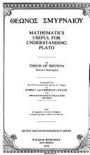 Mathematics Useful for Understanding Plato Book