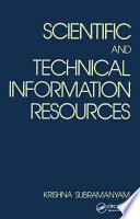 Scientific And Technical Information Resources