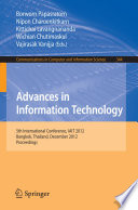 Advances in Information Technology