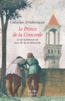 Le Prince de la Concorde [Pdf/ePub] eBook