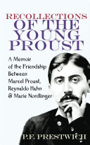 Pdf The Recollections of the Young Proust Telecharger