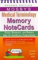 Mosby s Medical Terminology Memory NoteCards Book