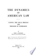 The Dynamics of American Law