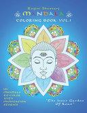Mandala Coloring Book Vol  1
