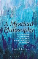 A Mystical Philosophy