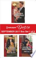 Harlequin Desire September 2017 Box Set 1 Of 2
