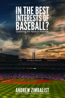 In the Best Interests of Baseball