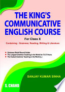 The King's Communicative English Course For Class X