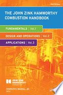 The Slipcover for The John Zink Hamworthy Combustion Handbook