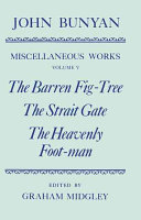 The Barren Fig tree   The Strait Gate   The Heavenly Foot man
