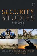 Security Studies Pdf/ePub eBook
