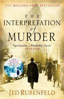 The Interpretation of Murder Pdf/ePub eBook