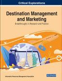 Destination Management and Marketing