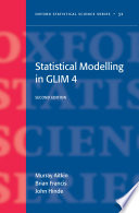 Cover of Statistical Modelling in GLIM 4
